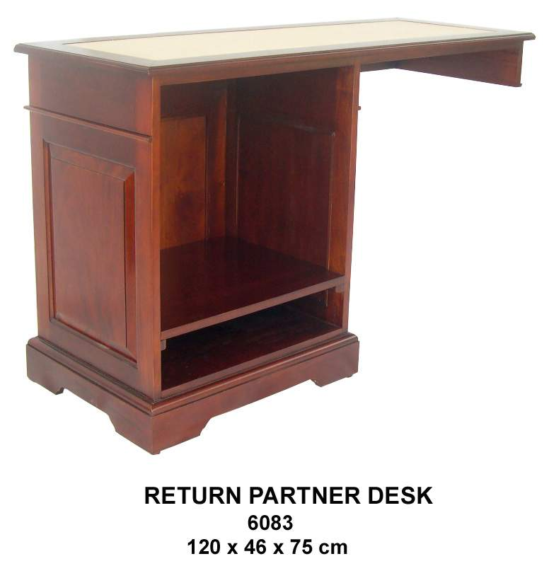Simple Good Home Office Furniture For Two People The Peninsula Desk Makes A
