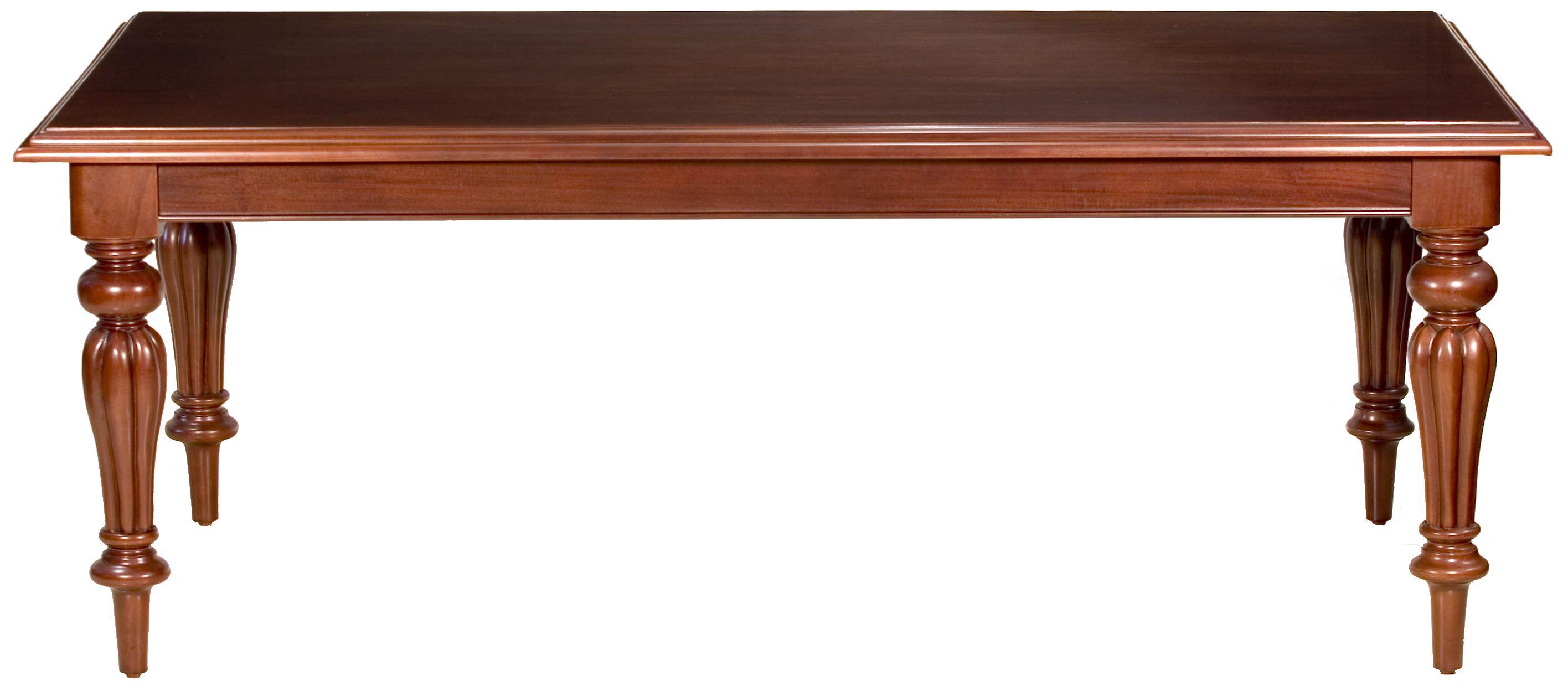Topolansky Victorian Dining Table 200x110