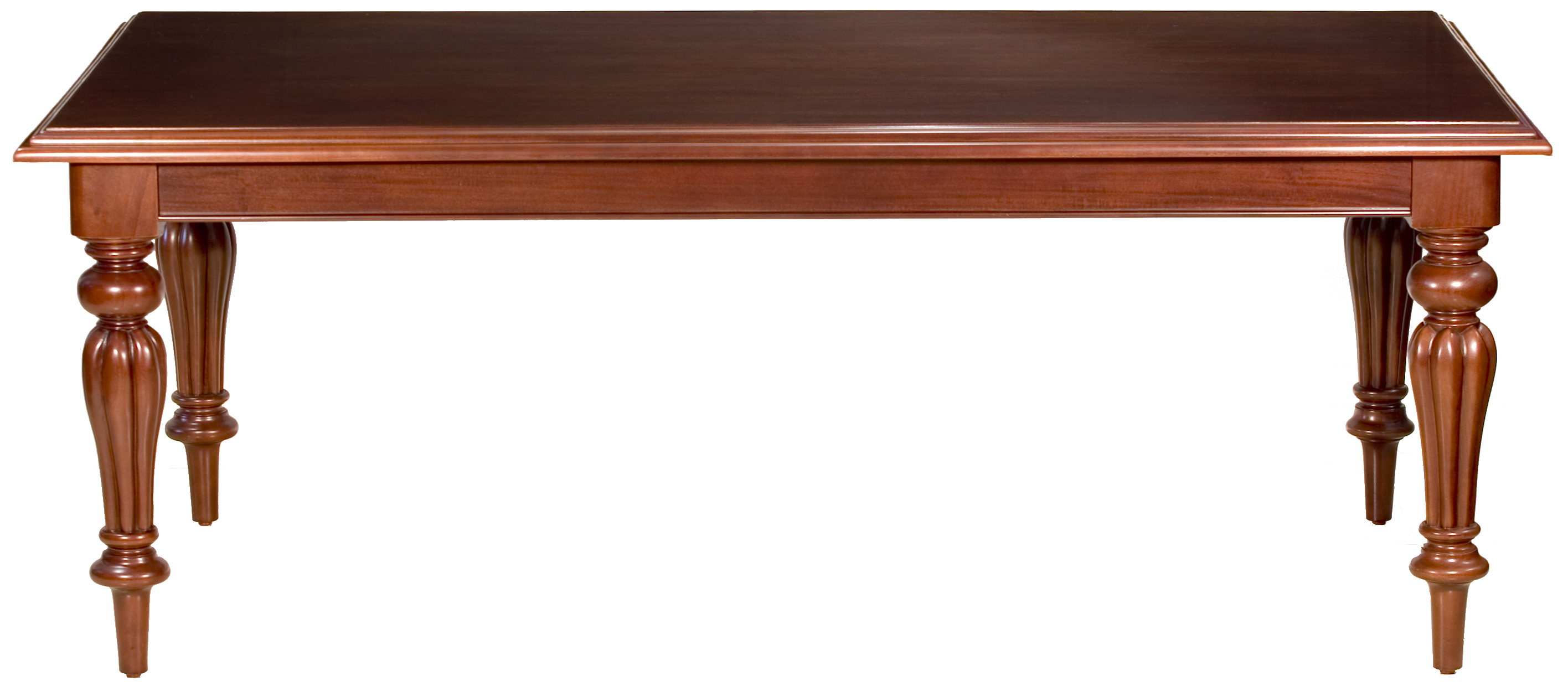 Topolansky victorian dining table 280x120 for Table design history