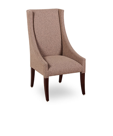 TOPOLANSKY : LUCCA DINING CHAIR